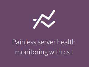 CollectServer.info - Easy Server Health Monitoring